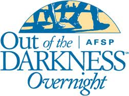 Out of the Darkness Overnight